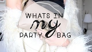 WHATS IN MY PARTY BAG?!