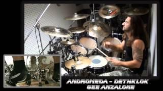 Dethklok - Andromeda drum cover - Gee Anzalone
