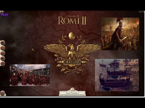 Let's play Rome 2 Total War:Custom Coastal Battle