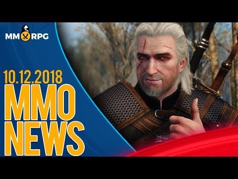 GERALT W MONSTER HUNTER WORLD oraz ... - MMONews 10.12.2018 thumbnail
