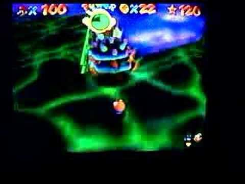 Super Mario 64: Final Bowser