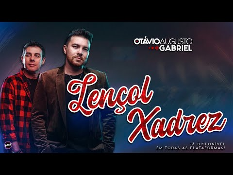 Otávio Augusto e Gabriel – LENÇOL XADREZ