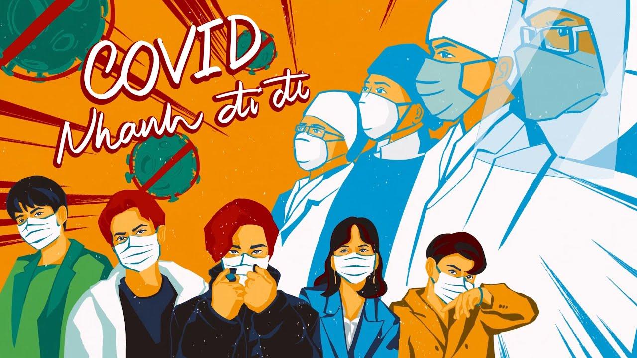 COVID NHANH ĐI ĐI - ICM TEAM | OFFICIAL AUDIO
