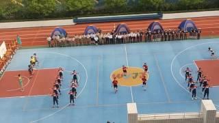 20周年校慶 表演(東華三院王余家潔紀念小學)