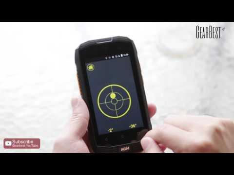 AGM A2 Rio 4G Smartphone - Gearbest.com