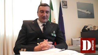 Intervista al comandante dei sommergibili della MM italiana: amm. Dario Giacomin