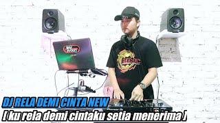 DJ RELA DEMI CINTA TERBARU 2020 [ ku rela demi cintaku setia menerima ]  DJ LIZZA MAHENDRA