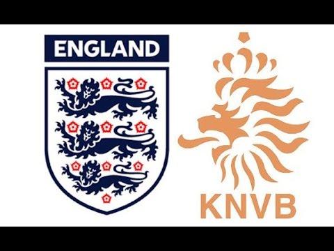 Friendly Match 1988: England  vs Netherlands