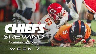 Chiefs vs. Broncos Week 7 Recap | Chiefs Rewind