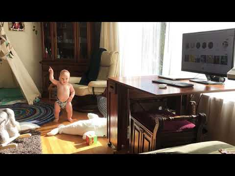 My baby boy dancing to MGMT