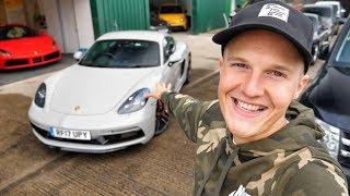 I Bought A Porsche 718 Cayman S