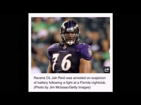 JOEROCKs 2014 NFL arrested awards!