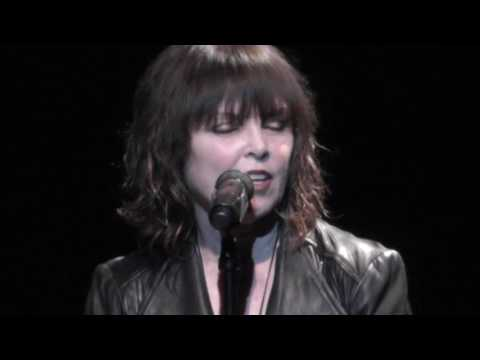 Pat Benatar 6/27/16: 9 - True Love (acoustic live) - The Egg, Albany, NY
