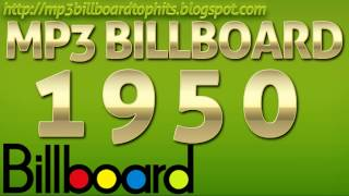 mp3 BILLBOARD 1950 TOP Hits mp3 BILLBOARD 1950