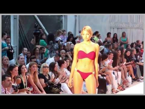 , Poko Pano Does it again for Mercedes-Benz Swim Fashion Week 2014
