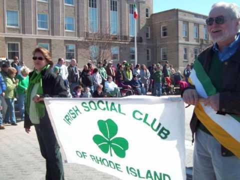 St Patricks Day Parade ~ # 1 ~ Pawtucket RI ~ 2010...