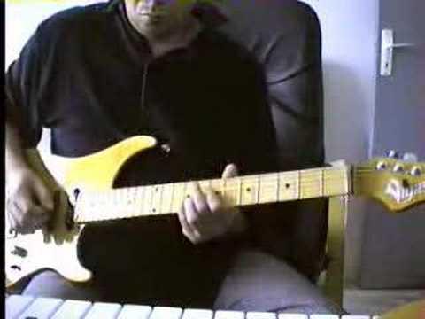 LINE6 Vetta Head + VIGIER Excalibur Ultra Blues