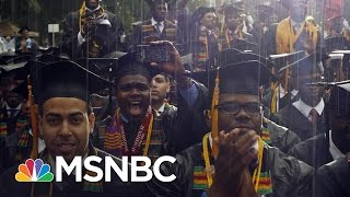 President Trump Praises Black Schools, But His Message May Be Lost | Morning Joe | MSNBC