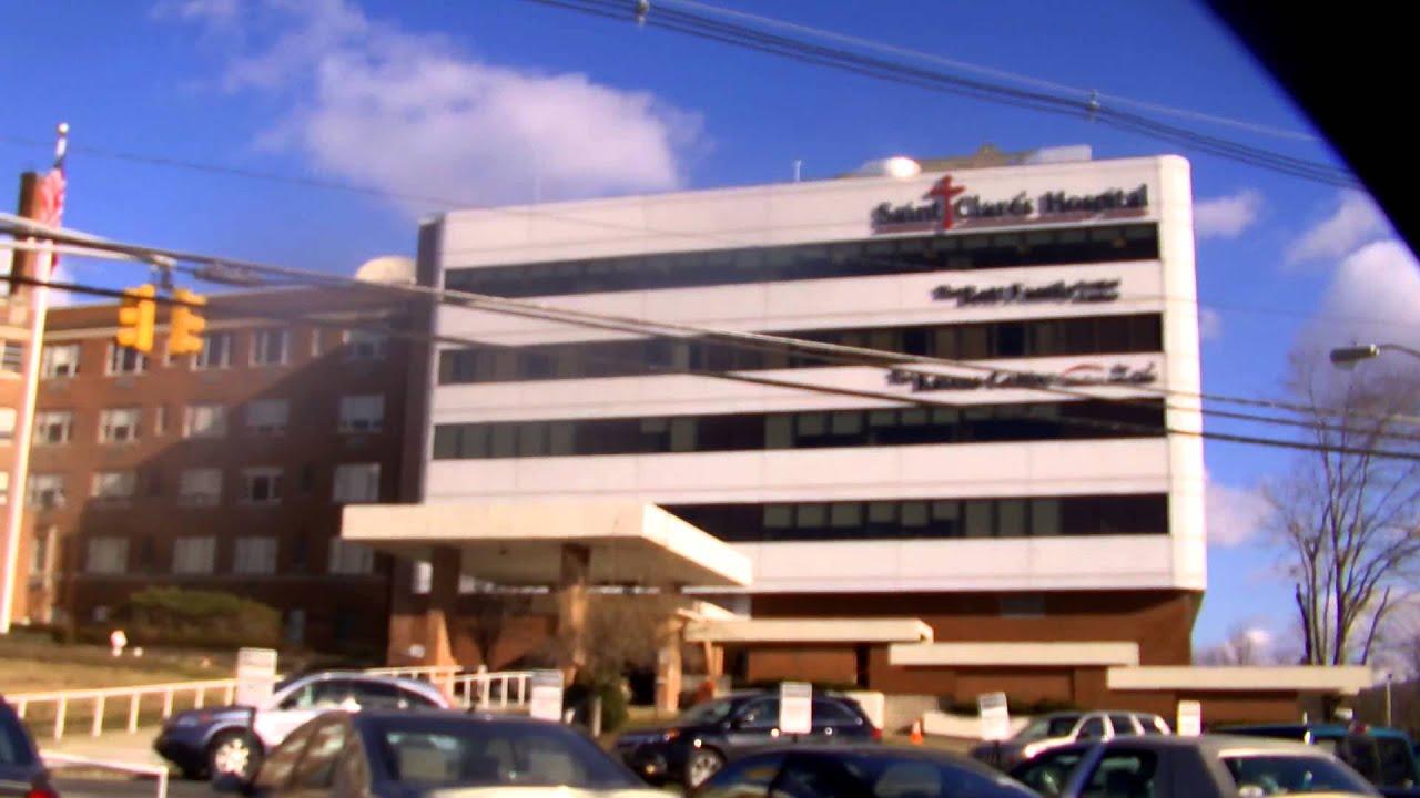 St Clare S Hospital Denville Nj Youtube