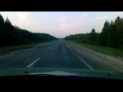 видео: ДТП на Старотобольском тракте Тюмень 2013 г.