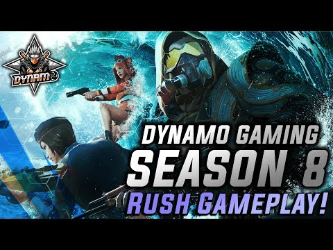 PUBG MOBILE LIVE SEASON 8 | ROYAL PASS LEVEL 100 | NEW UPDATE WITH DYNAMO GAMING
