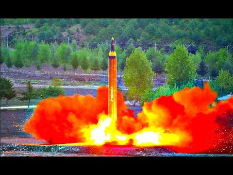 BREAKING NEWS: North Korea Launches another missile over Hokkaido  Japan