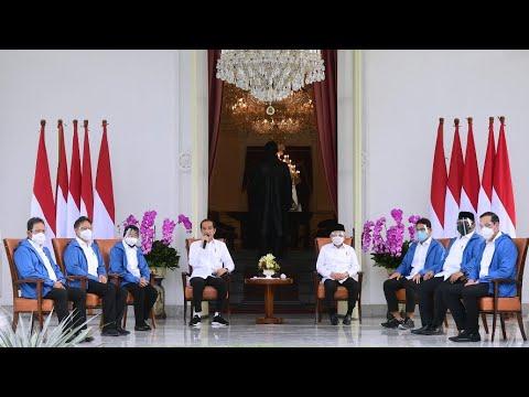 LIVE: Presiden Jokowi Umumkan 6 Calon Menteri Baru, Istana Merdeka, 22 Desember 2020