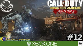 COD AW - EXO-ZOMBIES INFECTION #12 FIQUEI PRESO E GOSMA MALDITA - DLC ASCENDANCE