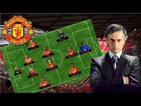 Formasi TERBAIK Manchester United 2017-2018