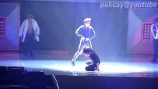 Download Video [HD 130601] Super Junior  - Dance/Harlem Shake (Donghae-Shindong-Eunhyuk) (SS5JKT / SS5INADay1) MP3 3GP MP4