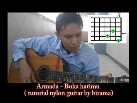 Armada - buka hatimu (cover nylon guitar by birama)