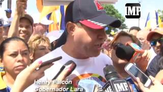 "#22F Marcha ""Abajo Cadenas"" recorrió Barquisimeto"