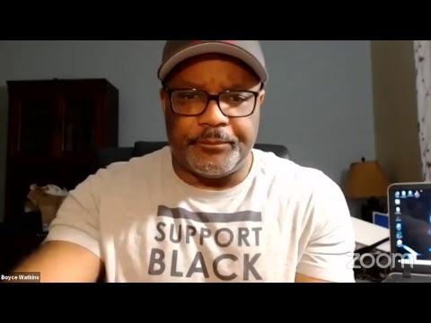Dr Boyce Watkins - How Mindset determines money
