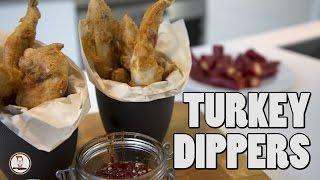 TURKEY DIPPERS | RECIPE | COLLAB ERIC LANLARD