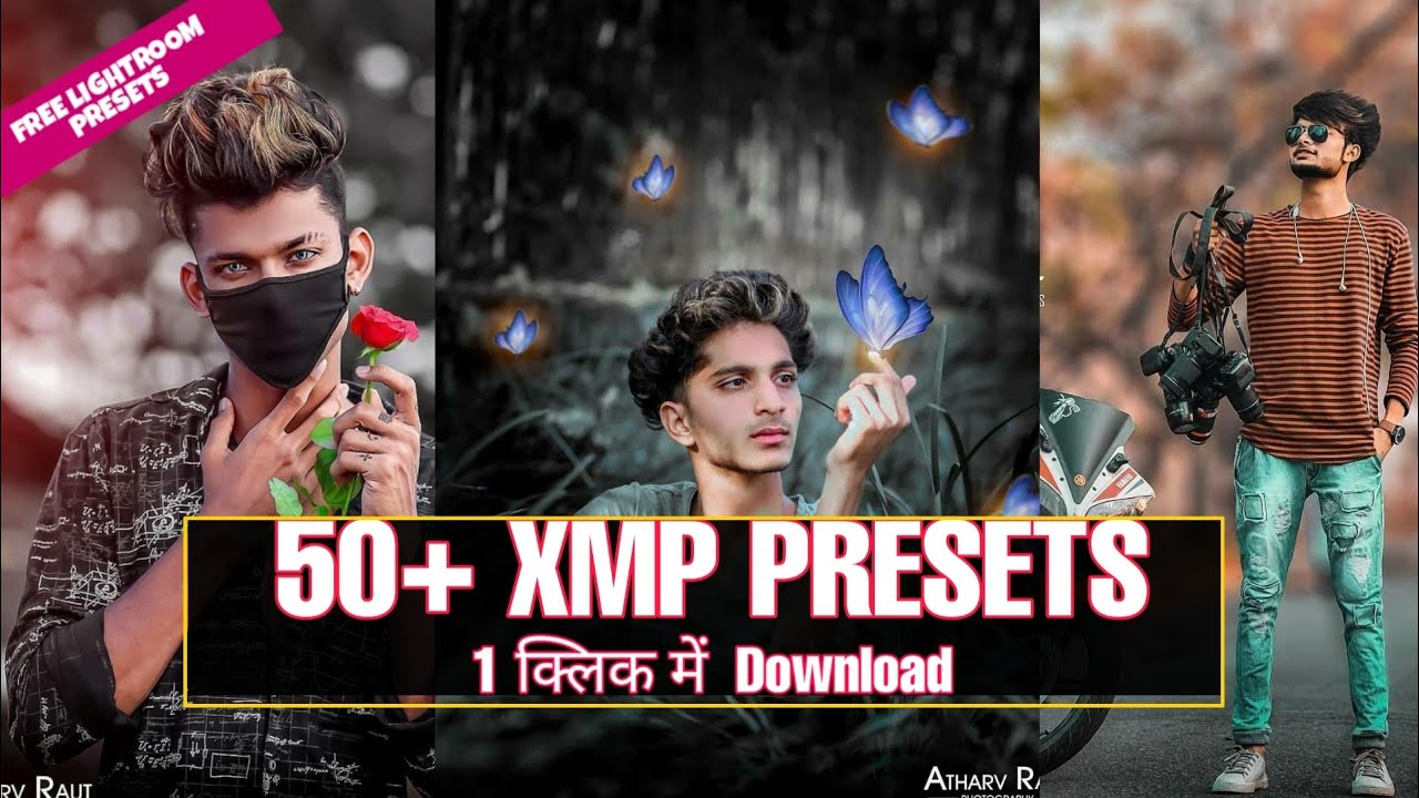 50+ Lightroom xmp presets zip file download, How to use ...