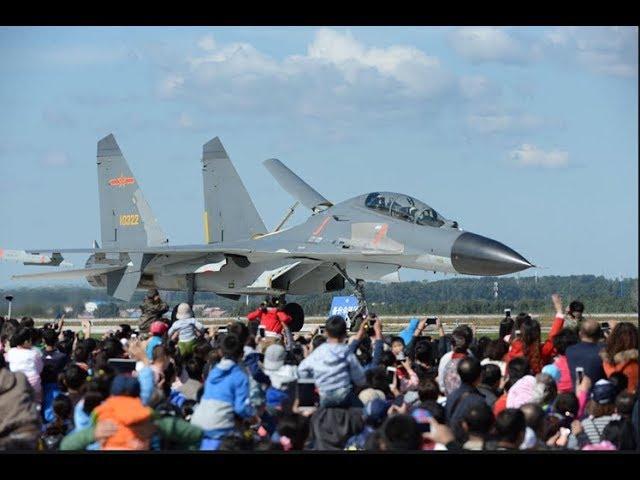 """Trung Quốc sao chép một cách trắng trợn """"cả họ"""" nhà Su-27 của Nga"""