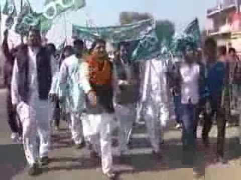 Rabbu Panwar pad yatra Charkhi Dadri to rohtak part 1