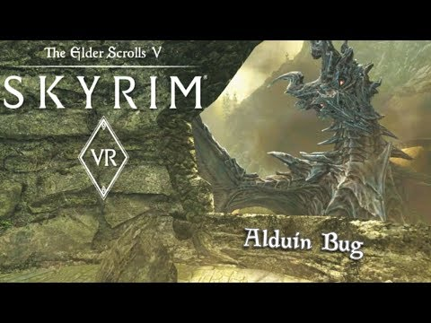 Bugs? In Skyrim? Blasphemy!  ||  Skyrim VR |