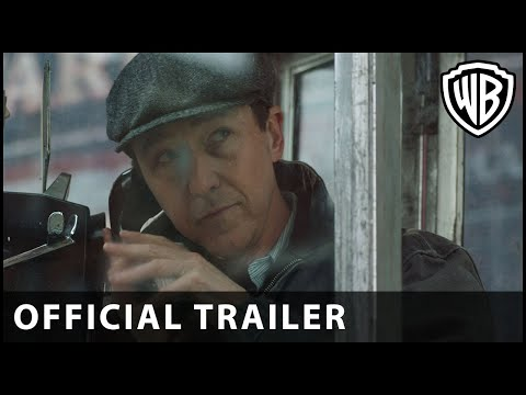 MOTHERLESS BROOKLYN - Official Trailer - Warner Bros. UK