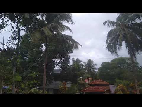 Here comes the rain monsoon 2019 Kerala