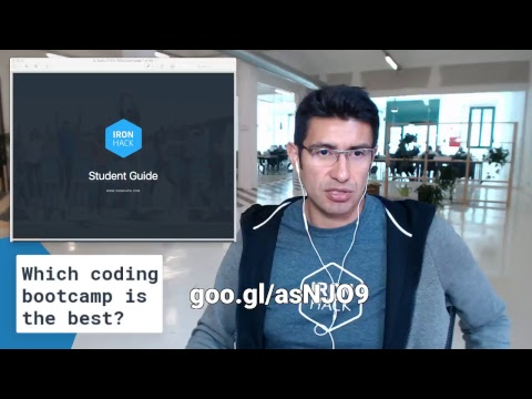 Live Q&A - Which coding bootcamp is the best?