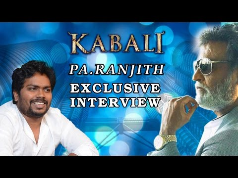 Pa Ranjith About Superstar Rajinikanth Look in Kabali | Exclusive Interview | Radhika Apte