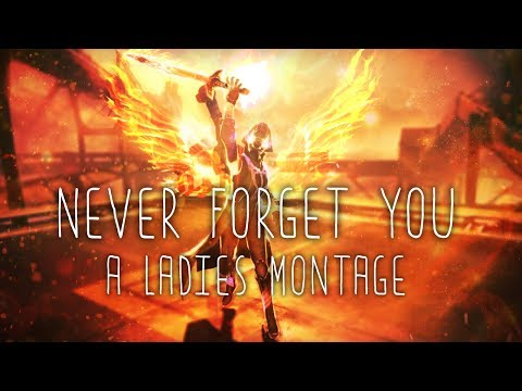 Destiny - Teamtage Never Forget You | A Ladies Montage #MOTW (Honorable Mention 07/06/2017)
