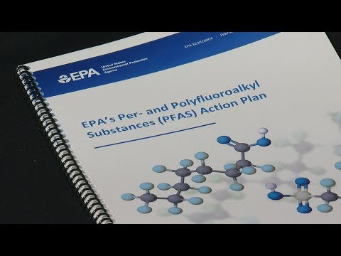 EPA Announces Action Plan For Contaminants In Drinking Water Systems