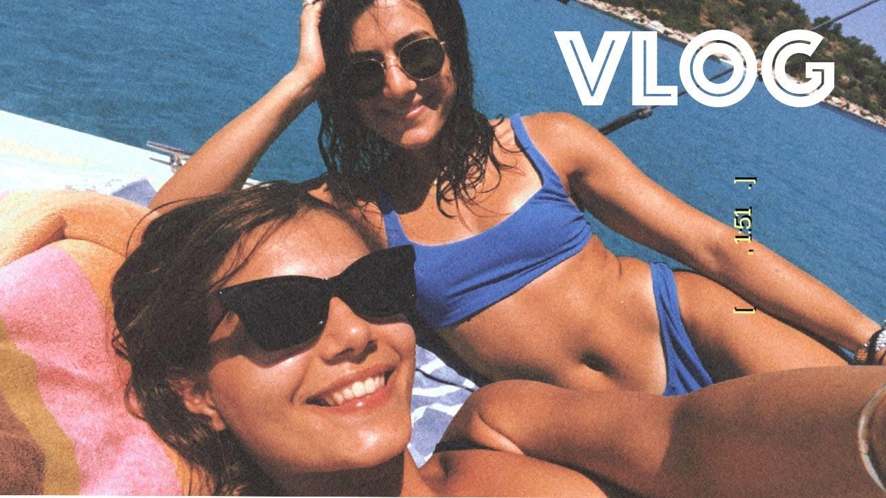 ΕΝΑ ΕΧΩ ΝΑ ΠΩ: Summer vlog με Φελίνα!  || Vasiliki Fotiadou