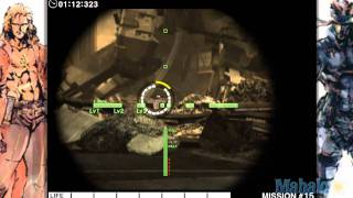 Metal Gear Solid Touch Walkthrough - Act 4 - Mission 15