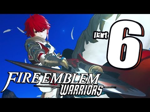 Fire Emblem Warriors - Walkthrough Part 6 Hoshidan Princess! (English) co op Gameplay