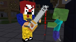 Hell School: A prank gone wrong - Minecraft Animation