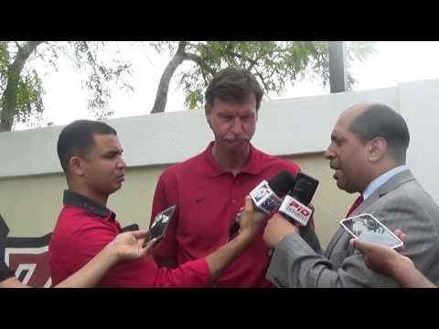 Entrevista con Randy Johnson Salón de la Fama de Grandes Ligas