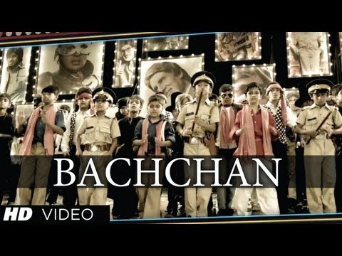 GIVE IT UP FOR BACHCHAN VIDEO SONG | BOMBAY TALKIES